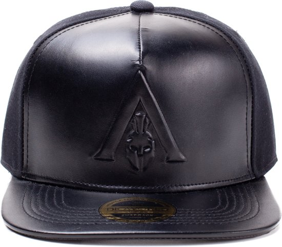 6b2c7e6bafc45 Assassin s Creed Odyssey Pet - Premium Odyssey Logo Snapback - Zwart