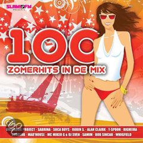 100 Summerhits In De Mix