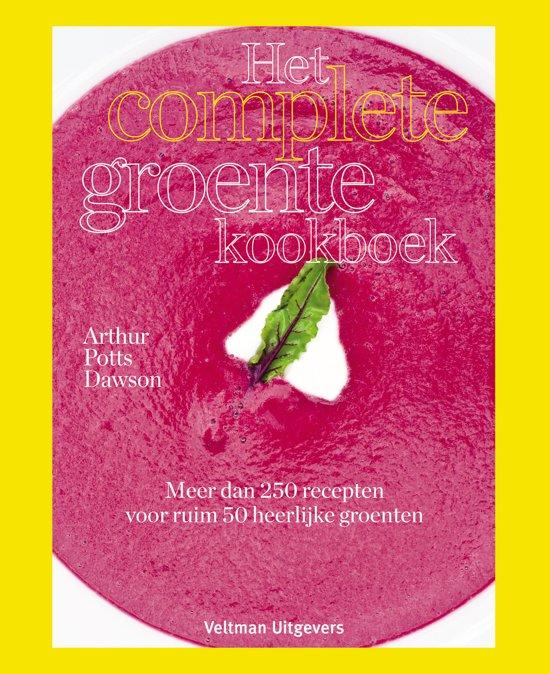 Het complete groente kookboek