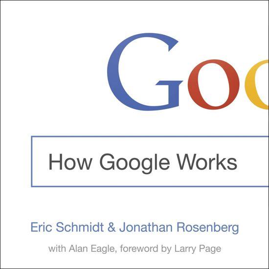 Boek cover How Google Works van Eric Schmidt (Onbekend)