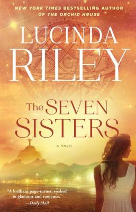 Boek cover The Seven Sisters van Lucinda Riley (Paperback)