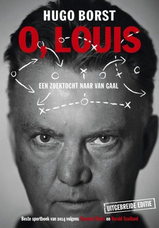 Boek cover O, Louis van Hugo Borst (Onbekend)