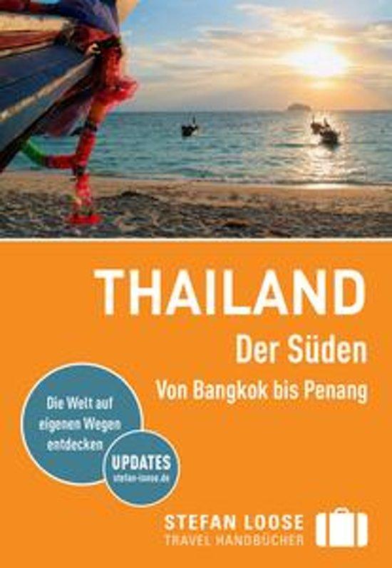 bol.com | Stefan Loose Reiseführer Thailand Der Süden, Von Bangkok ...