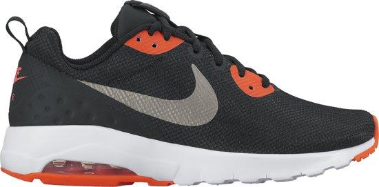 Nike Air Max Bas Mouvement De Chaussures De Sport - Se - Femmes - Pourpre Total / Mtlc Étain Noir - Maat 38 GO5GfzbpHb