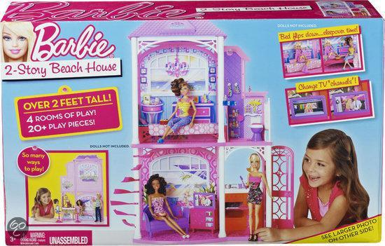 Barbie Strandhuis