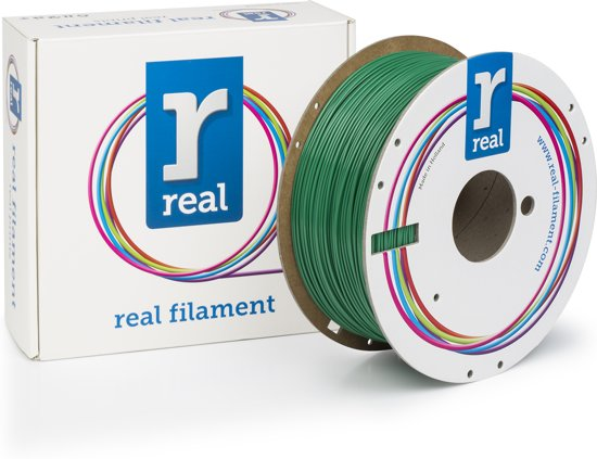 REAL Filament PETG groen 1.75mm (1kg)
