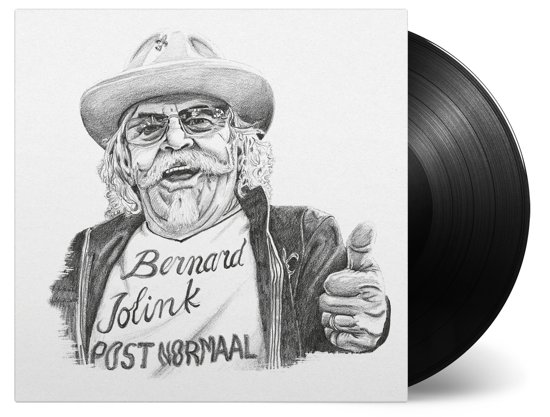 CD cover van Post Normaal (LP) van Bernard Jolink