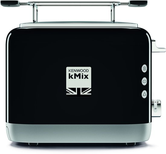 Kenwood kMix TCX751BK Broodrooster - Zwart