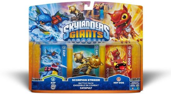 Skylanders Giants: Battle Pack Zap