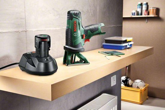 Bosch PST 10,8 LI Accu multizaag - Zowel decoupeer als reciprozaag - Exclusief accu en lader