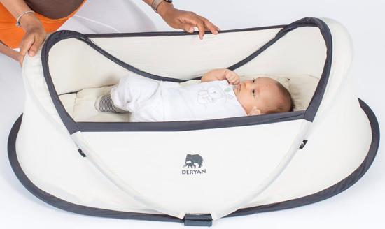 Deryan Baby Luxe Campingbedje Khaki.Bol Com Deryan Infant Babybox Cream Katoen Campingbedje