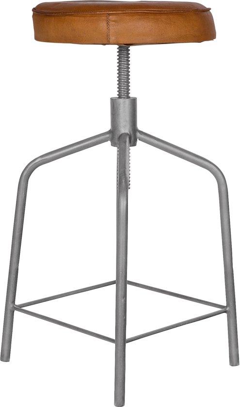 WOOOD Nouk Kruk - Metaal - Zwart - 55-80x30x30