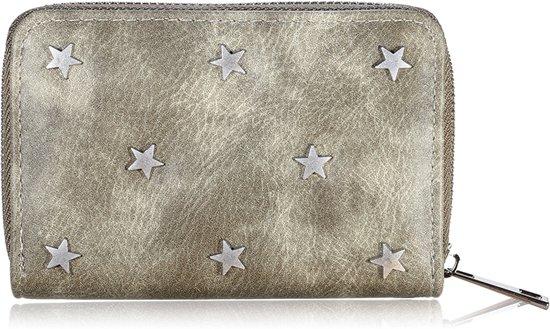 99991c1f4ad bol.com   Portemonnee klein met sterren-groen blingdings