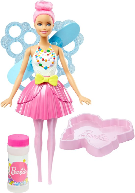 Barbie Dreamtopia Bellentastische Fee - Barbiepop