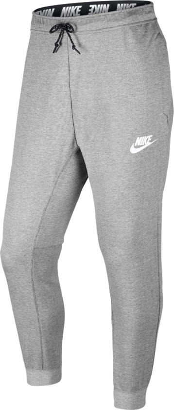 Joggingbroek Grijs Heren.Bol Com Nike Sportswear Advance 15 Joggingbroek Heren Sportbroek