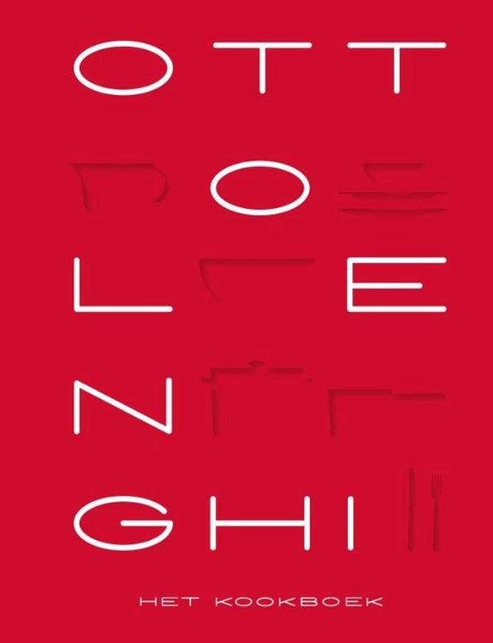 Boekomslag voor Ottolenghi het kookboek