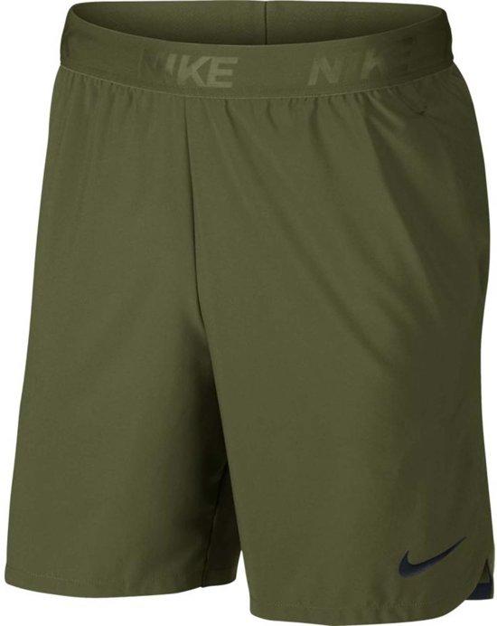 Nike Groen TennisshortShorts Nike L Flex OZuiPkX