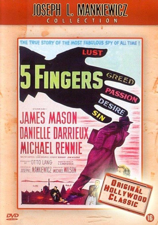 Cover van de film '5 Fingers'