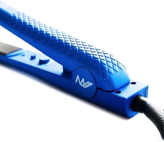 Max Pro Gloss - Stijltang - Blauw