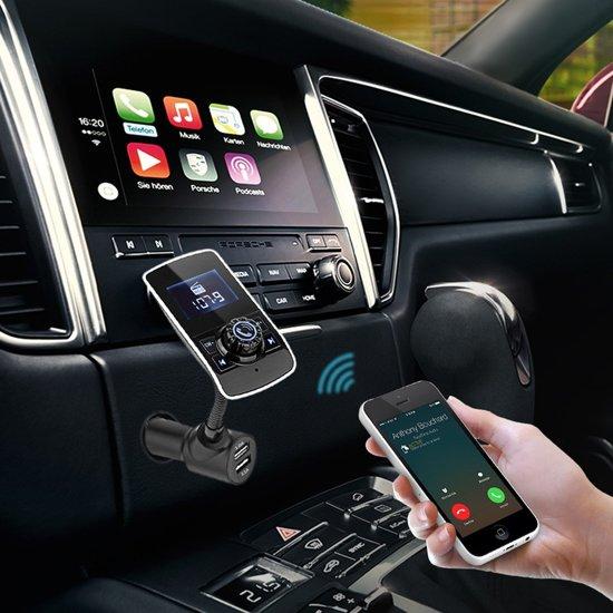 Goede bol.com   HY68 FM Transmitter Draadloze In-car Bluetooth Auto KI-28