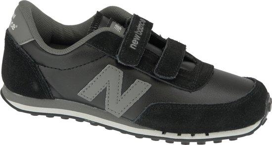 new balance zwart met wit