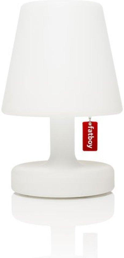 fatboy edison petit tafellamp met accu wit. Black Bedroom Furniture Sets. Home Design Ideas