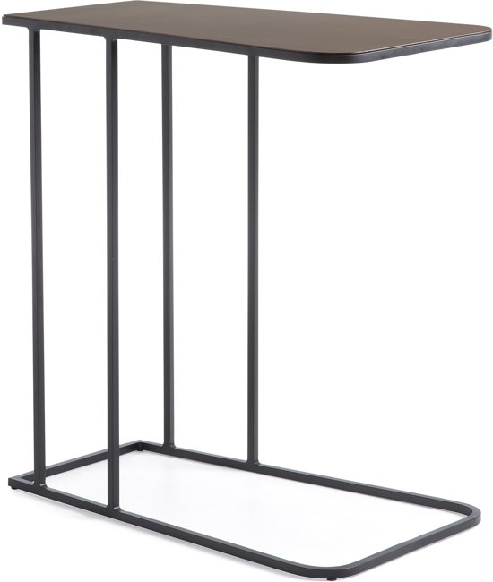 Kave Home VERTIG G - Side Table  -  koper