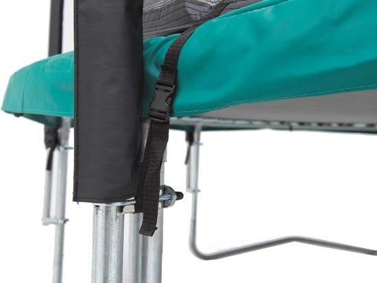Berg Trampoline Favorit Met Safety Net Comfort 430 Cm Groen