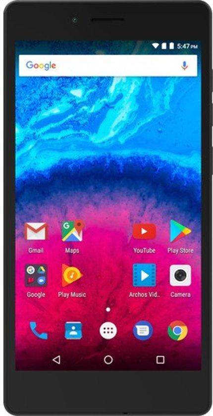 Archos Smartphone Core 505.016GBBlackAndroid 7.0Dual SimWifiBT4GGPSWifiBTFrontCamera