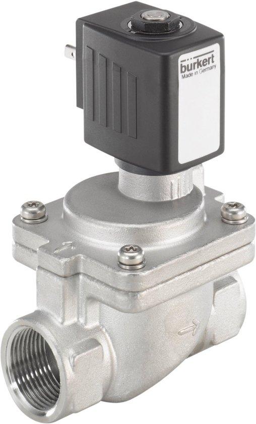 G3/4'' RVS 24VAC Magneetventiel Burkert 6281 222014 - 222014