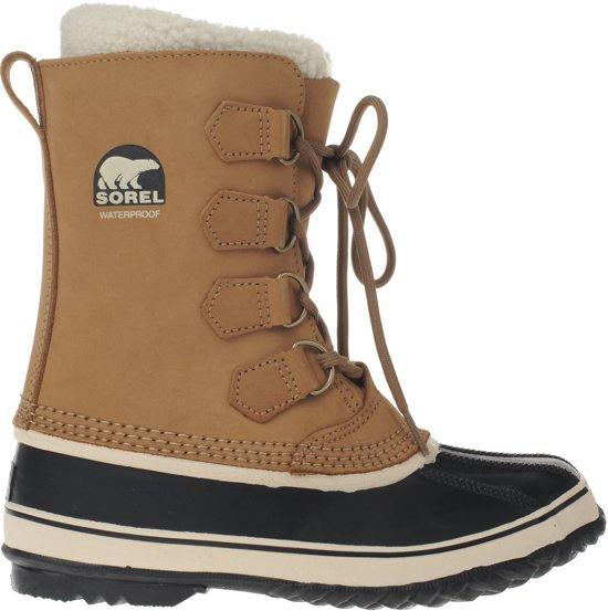 48 EU Sorel - 1964 Pac 2 Femmes chaussures d&#39 brun Sorel - 1964 Pac 2 Femmes chaussures d' brun  38 EU  Blanc (Crystal White/Crystal White/Off White) adidas Superstar 80s AXqqEYKVt3