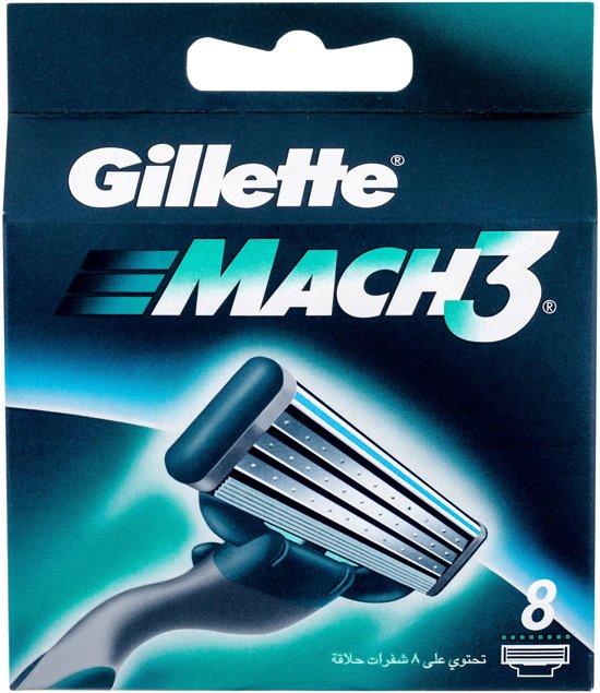 Gillette Mach3 Vs Mach3 Turbo