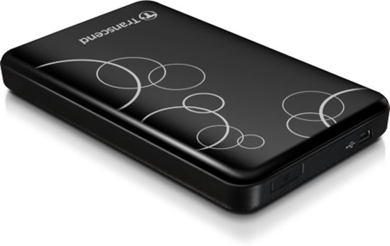Transcend StoreJet 25A3K - Externe harde schijf - 500 GB