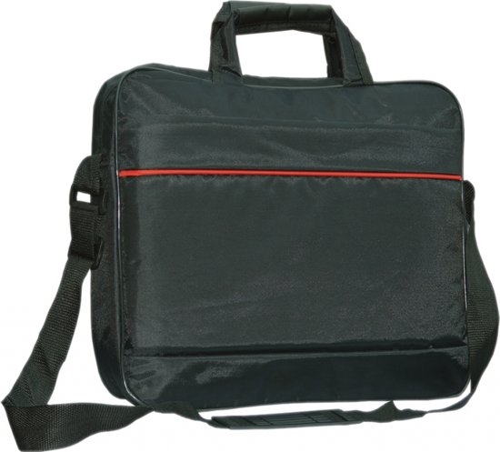 Lenovo Ideapad Yoga 13 laptoptas messenger bag / schoudertas / tas , zwart , merk i12Cover