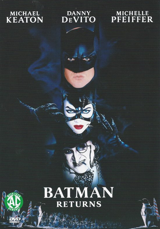 BATMAN RETURNS /S DVD NL