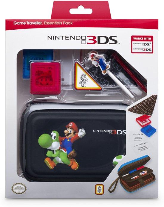 Bigben Super Mario Accessoire Pakket 3DS kopen