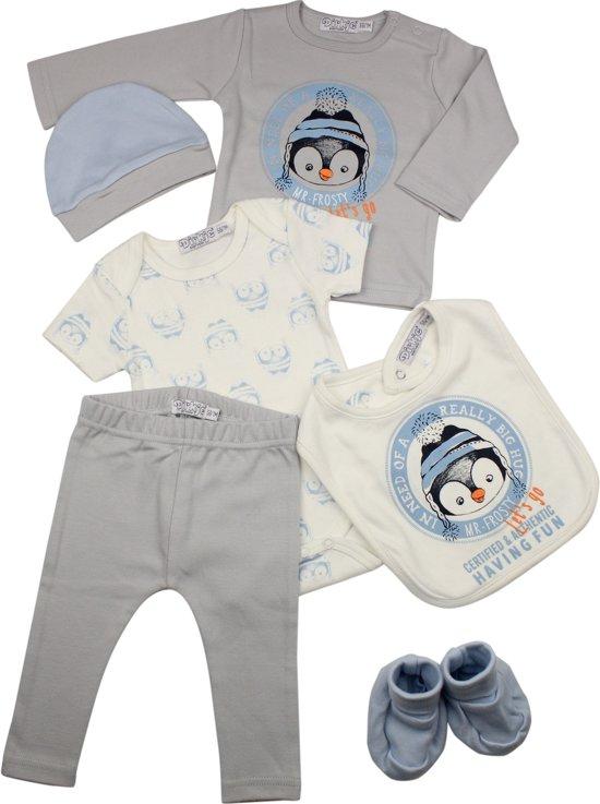 Babykleding Jongen Maat 62.Bol Com Dirkje Babykleding Complete Set Jongens Maat 62