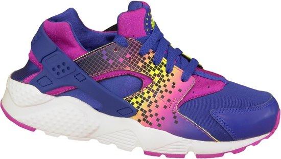 2b56b3826e8 Nike Huarache Run Print Gs 704946-500, Vrouwen, Paars, Sportschoenen maat: