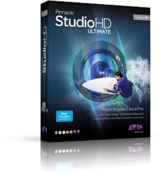 Pinnacle Studio Hd Ultimate 15 - Nederlands