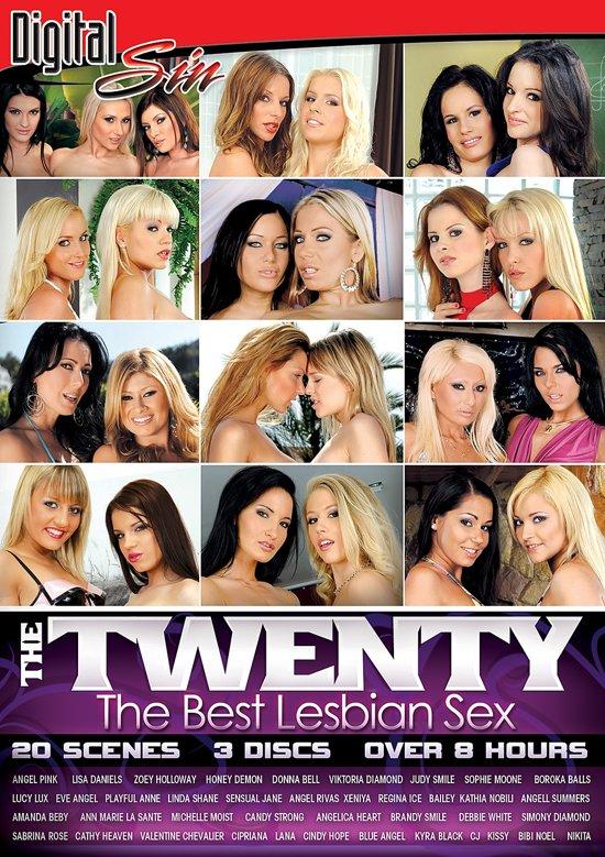 Lesbisk sex DVD