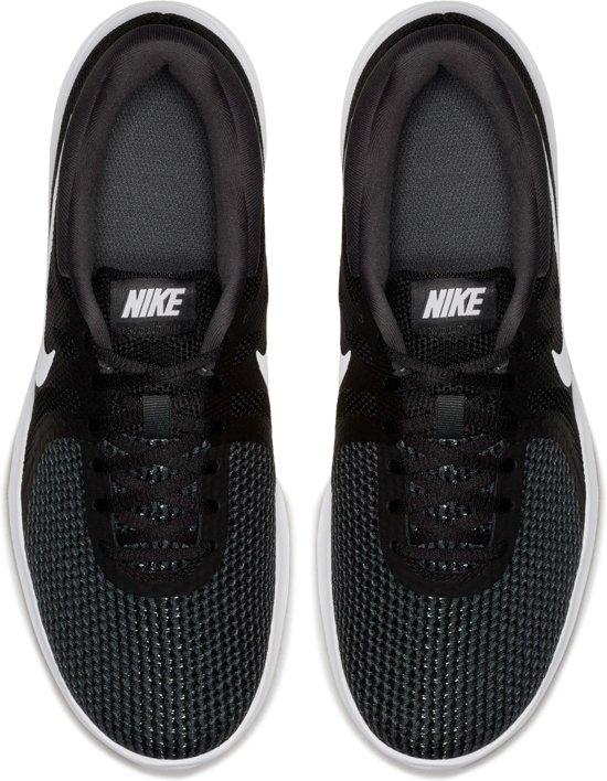 Maat 4 Sneakers Revolution Heren Zwart Nike wit Eu 45 6q50wpnTa
