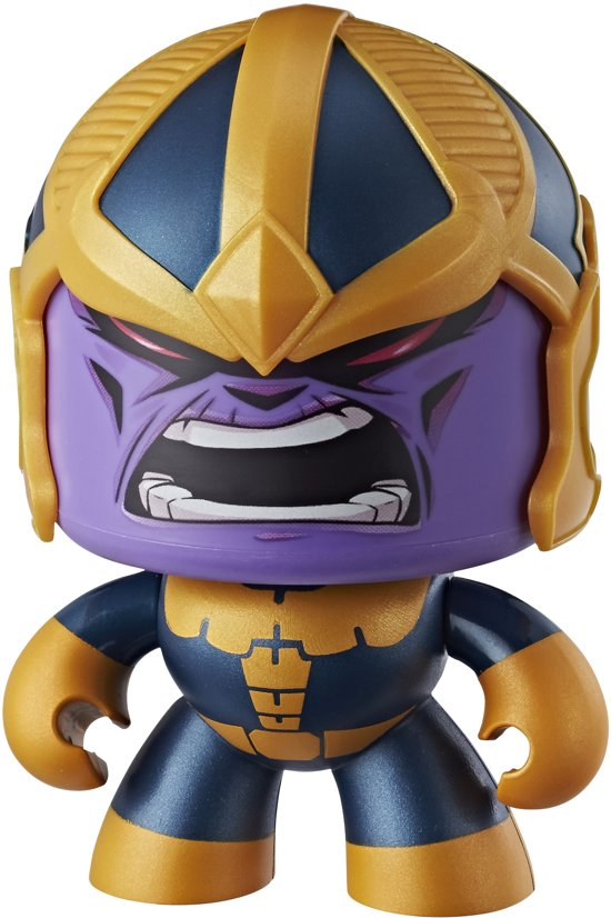Marvel Mighty Muggs Thanos - Speelfiguur