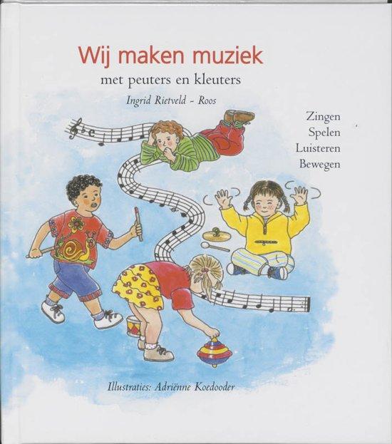 Super bol.com | Wij Maken Muziek, I. Rietveld | 9789066653900 | Boeken @LC24