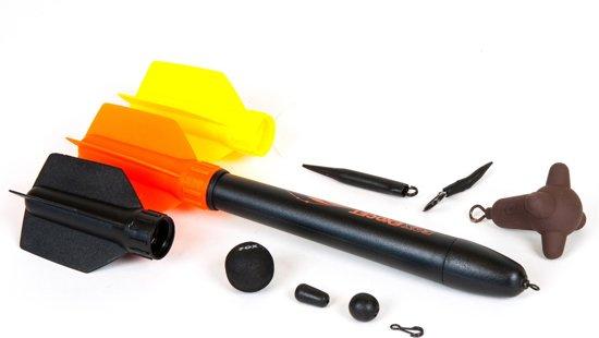 Fox Exocet Marker Float Kit - 3 oz  - Zwart / Oranje / Geel