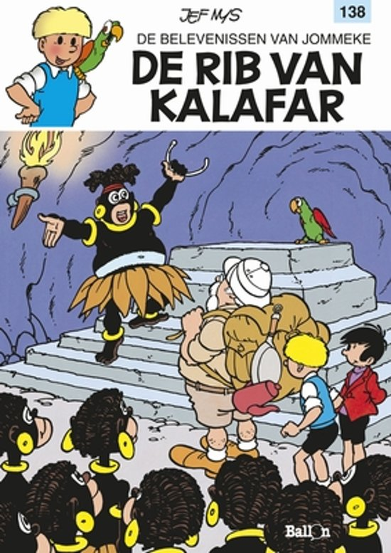 Jef-Nys-Jommeke--138-De-rib-van-Kalafar