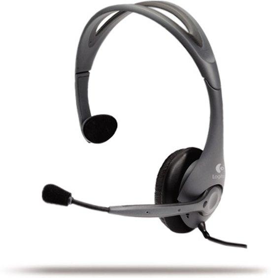 Logitech Vantage Headset Zwart PS3