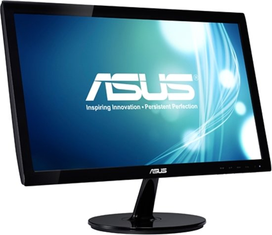 Asus VS207T-P - Monitor