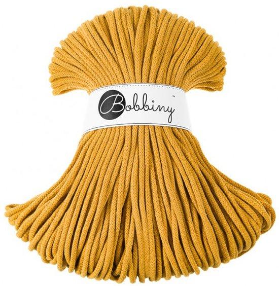 Bobbiny Premium 5mm Mustard