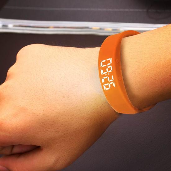 MikaMax - Smart Bracelet TW5 - Oranje