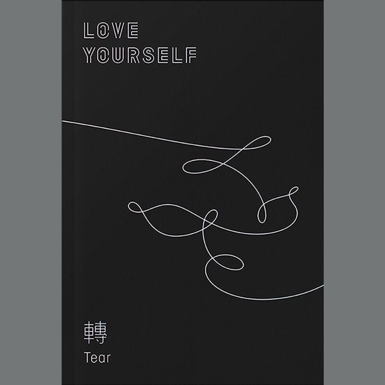 Love Yourself: Tear (CD+Book)